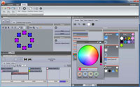 Software de control DMX