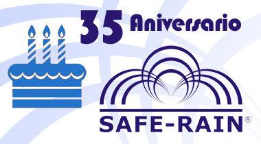 35 Anniversay of Safe Rain