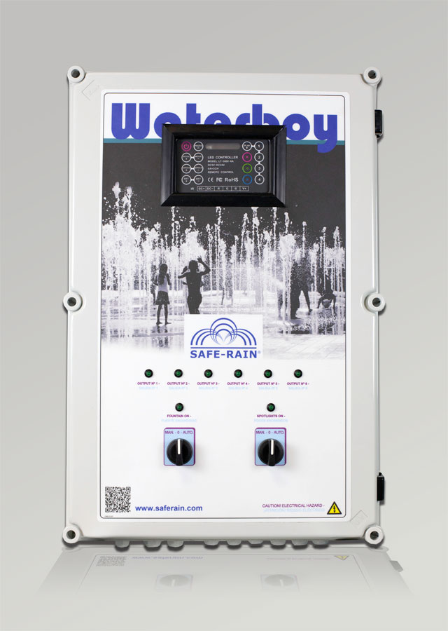 Electrical panels and pump units