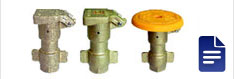 Quick coupling valves