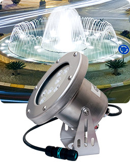Lake Led Submersible Light