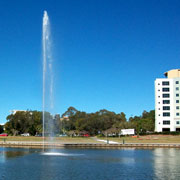 Ten Bearss Irrigation Australia - BOND UNIVERSITY