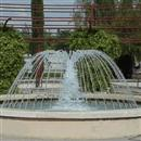 Stainless steel Spray fountain ring