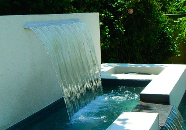 Ideal to bring style to any pool waterfall or garden fountain and ...
