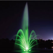 Lake fountains. Buckingham